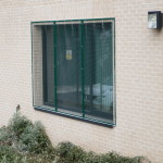 Security Wire Mesh Grill - Waller Services Kent