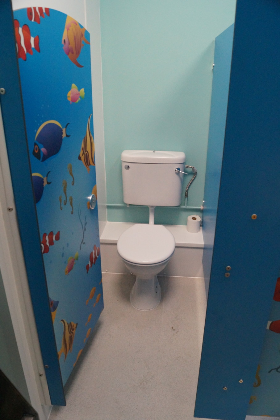Toilet Refurbishment - Kent Education Building Services - Waller Associates