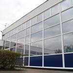 Aluminum Window Installation - Waller Building & Glazing Kent