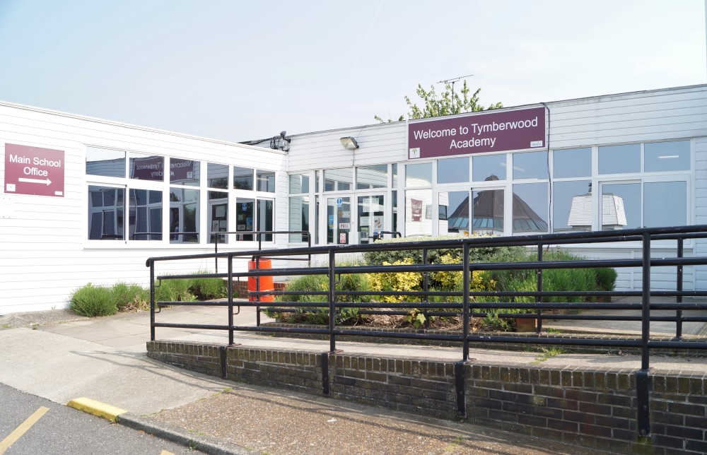 Tymberwood Academy Glazing Project