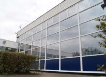 School Aluminium Window Replacement - Waller Glazing Services