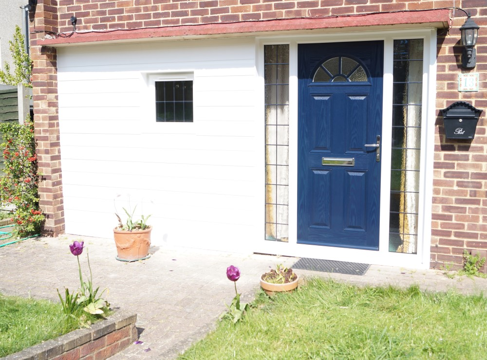 Replacement Doors - Waller Glazing Services - Kent