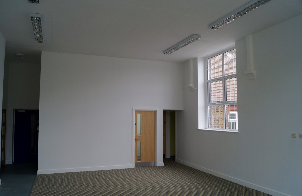 Nursery Refurbishment - Waller Building Services - Schools in Kent