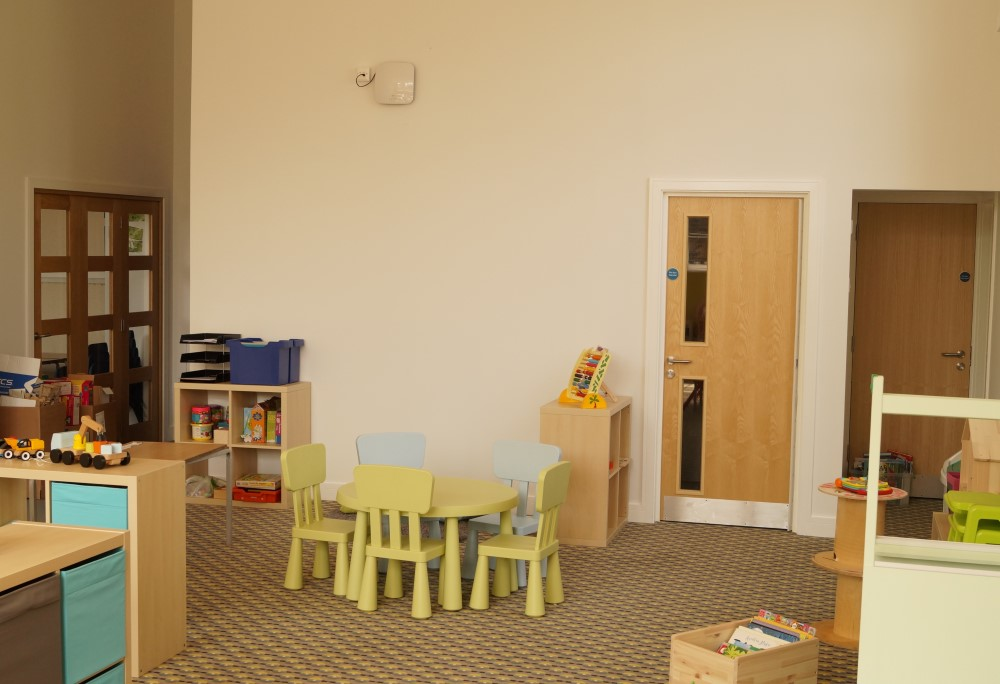 Nursery Refurbishment - Waller School Building Services in Kent