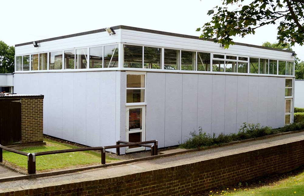 New School Windows - Waller Glazing Services in Kent