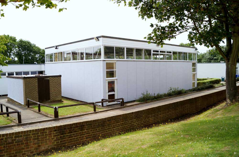 School Window Installation - Waller Glazing Rochester Kent