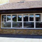 THOMAS AVELING SCHOOL UPVC WINDOW INSTALLATION: ROCHESTER, KENT