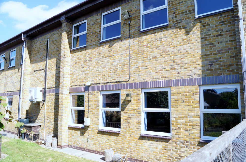 School Renovations - Waller Glazing Services in Kent