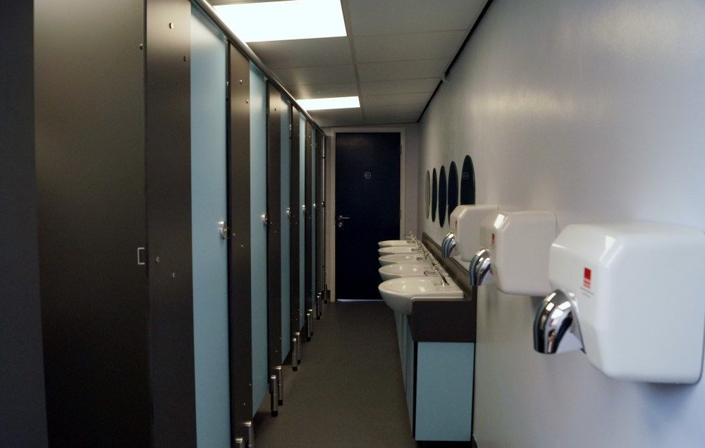 School Toilets Refurbishment - Waller Education Building Services in Kent