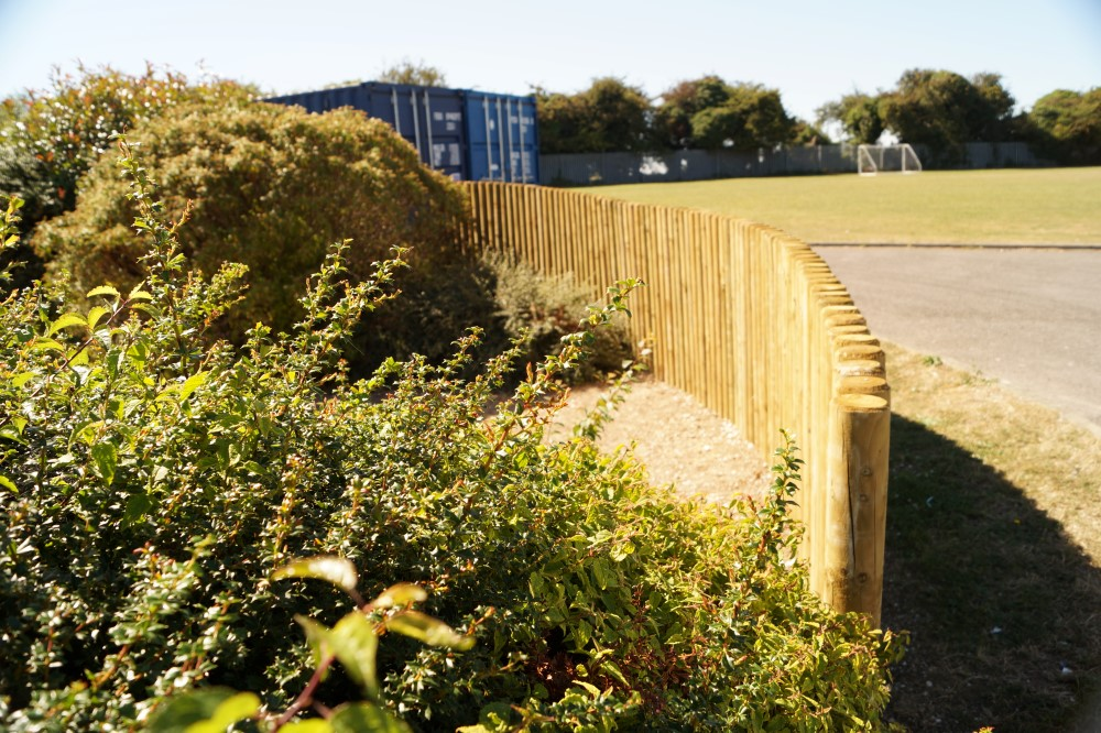 Ground Works and Fencing - Waller Education Building Services Kent