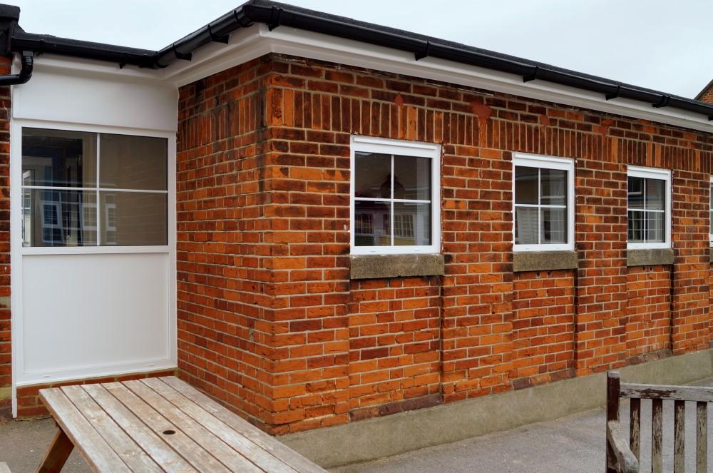 Waller Building Services - School Bathroom Refurbishment in Kent