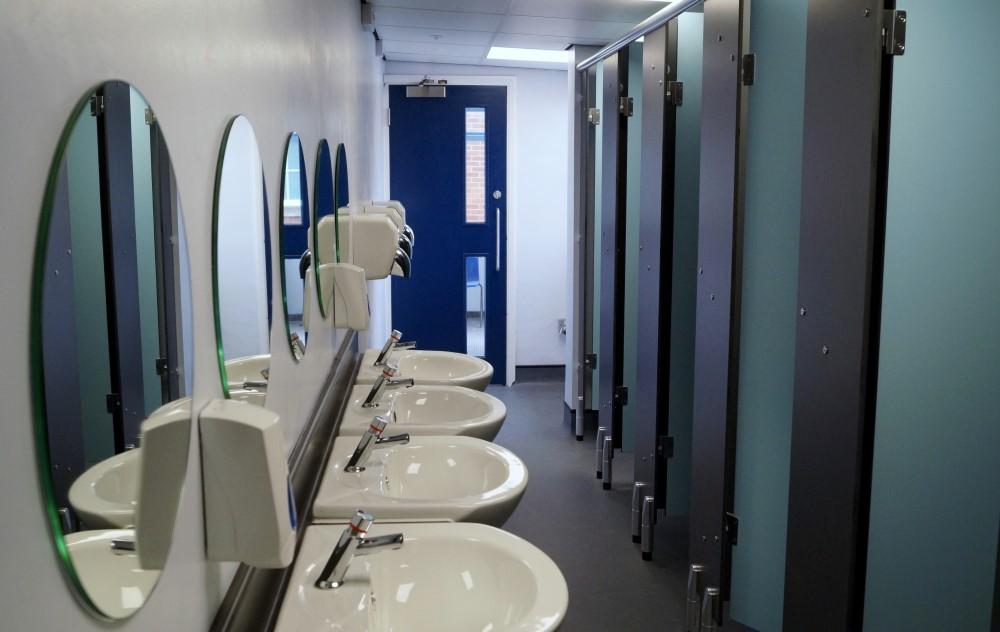 School Toilet Refurbishments- Waller Building Services - School Bathroom Refurbishment in Kent