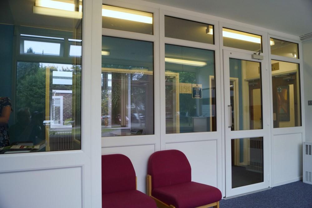 Aluminium Window & Door Installation - Waller Glazing Services Kent