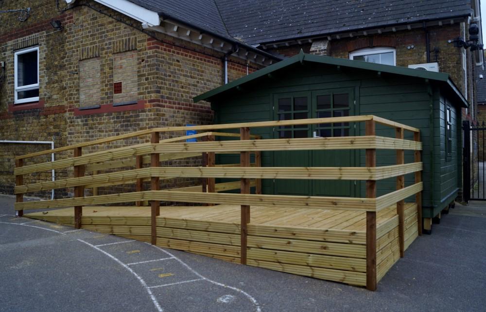 School Intervention Areas - Waller Building Services - Kent