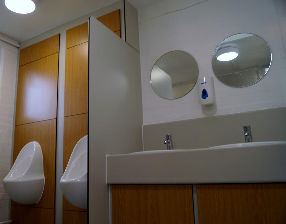 School Staff Toilet Refurbishment