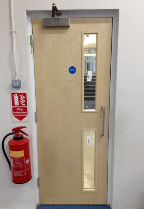 School Fire Doors