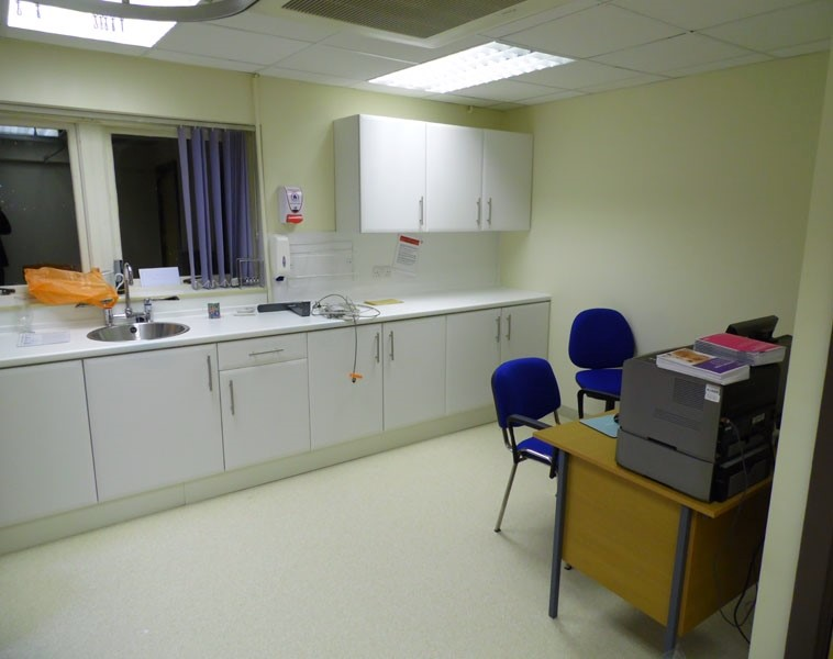 Healthcare Sector Commercial Builders