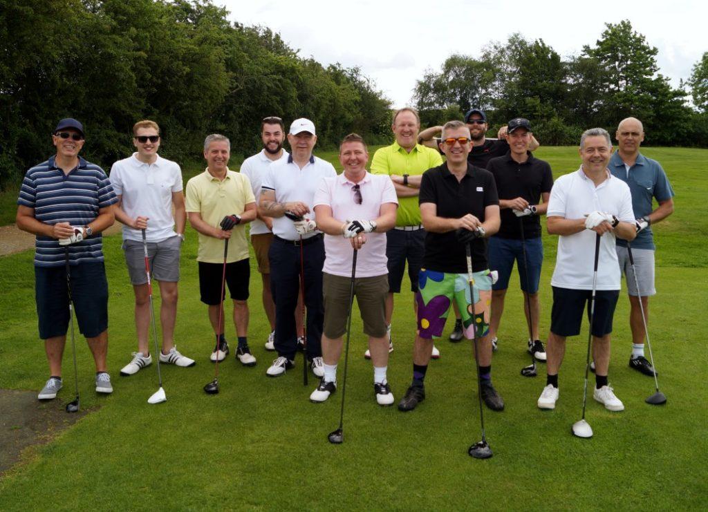 Waller Golf Day 2017
