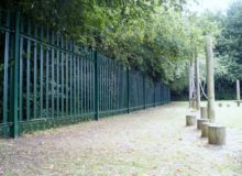 Primary School Perimeter Fencing