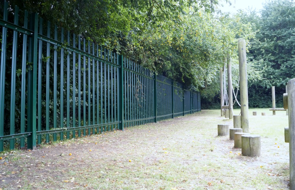 Primary School Perimeter Fencing