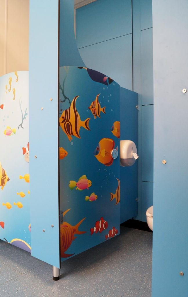Maidstone Primary School Toilets Completed
