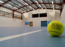 School Sports Hall Refurb