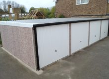 Garage Block Installation