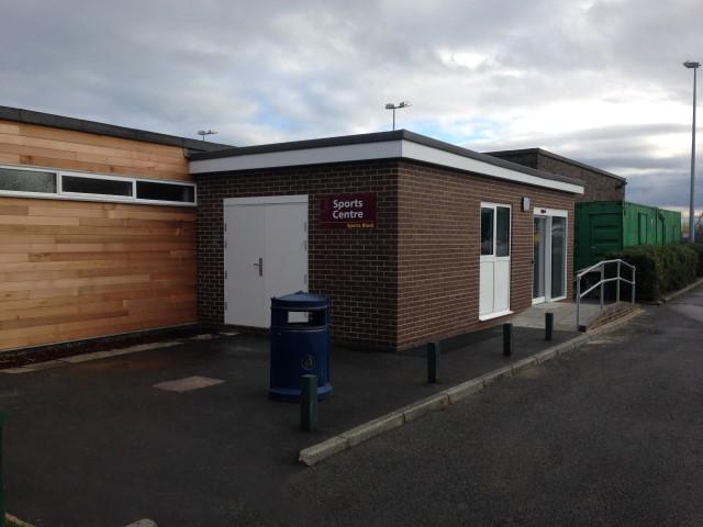 New School Sports Reception