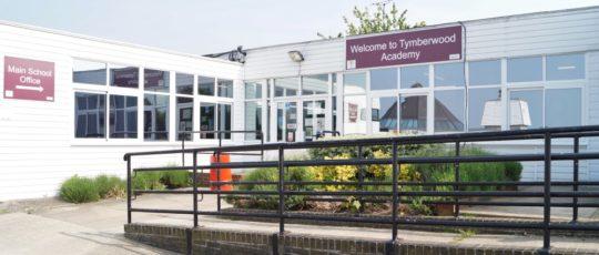 Tymberwood Academy Glazing Project
