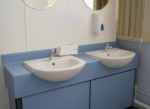 Sittingbourne Community College Toilet Refurbishment
