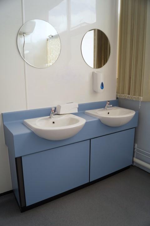 Sittingbourne Community College Toilet Refurbishment