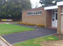 School Pathway Resurfacing