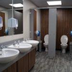 Lordswood Social Club Toilet Refurbishments