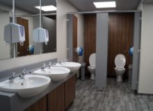 Lordswood Social Club Toilet Refurbishments