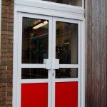 New School Aluminium Doors
