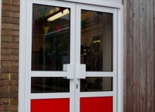 New School Aluminium Doors