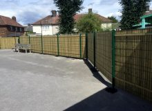 School Security Privacy Fencing