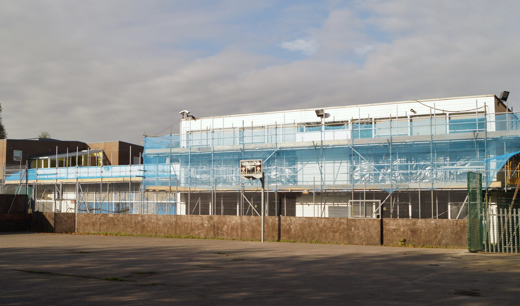 School Humanities Block Refurbishment