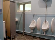 Parish Council Hall Toilet Refurbishment