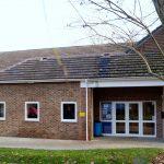 Parish Council Hall Entrance Extension