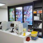 Pharmacy Dispensary Reconfiguration