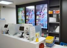 Pharmacy Dispensary Reconfiguration