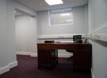 School Headteacher's New Office