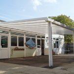 Project 321: School Canopy Installation