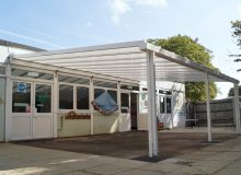 Project 321: School Canopy Installation