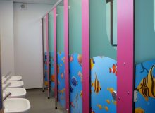 Regis Manor School Toilet Refurbishment