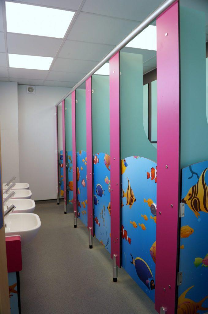 Regis Manor School Toilet Refurbishment