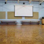 School Hall Refurbishment