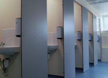 Girl's Grammar School Toilet Refurbishment