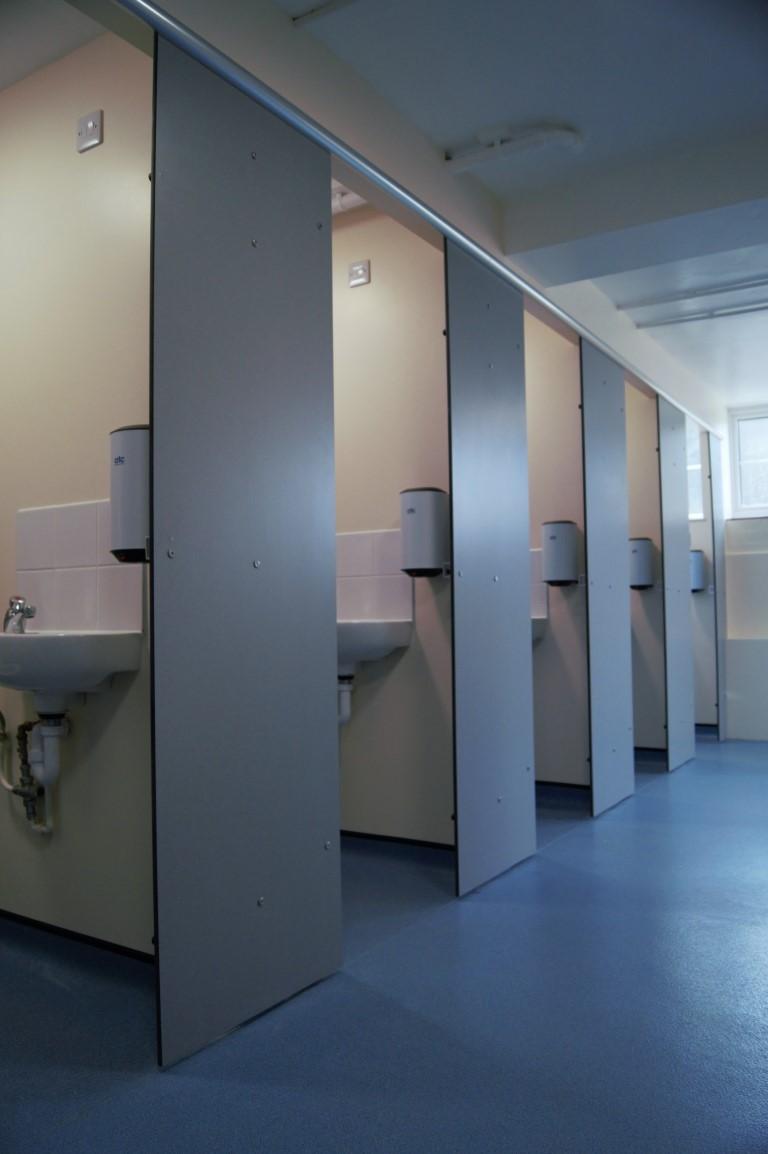 Girl's Grammar School Toilet Refurbishment